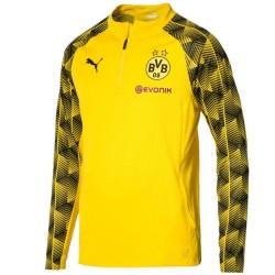 Tech sweat top d'entrainement Borussia Dortmund 2018 - Puma