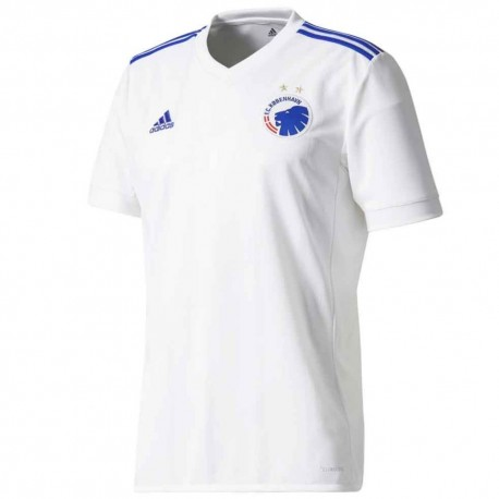 FC Copenhagen Home football shirt 2017/18 - Adidas