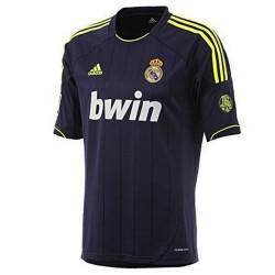 Chemise Real de Madrid FC Away Adidas 2012/2013