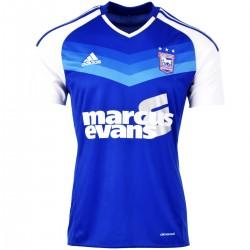 Ipswich Town FC maillot de domicile 2016/17 - Adidas