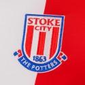 Stoke City football shirt Home 2017/18 - Macron