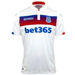 Maillot de foot Stoke City FC troisieme 2017/18 - Macron
