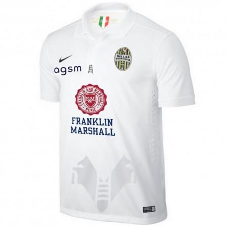 Hellas Verona Away football shirt 2014/15 - Nike