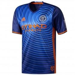 New York City FC segunda camiseta Player Issue 2016 17 - Adidas 017f697b163