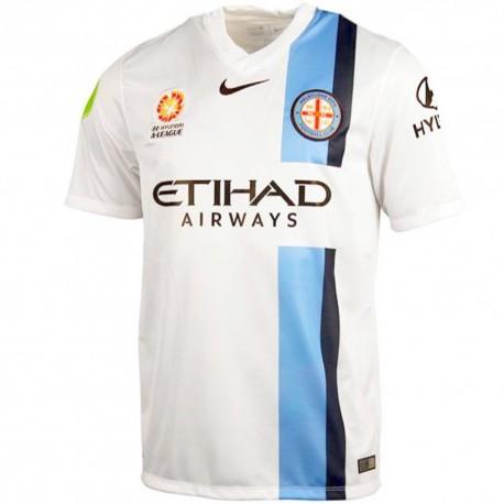 Melbourne City FC Home football shirt 2016 - Nike