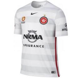 Camiseta futbol Western Sydney Wanderers segunda 2016 - Nike
