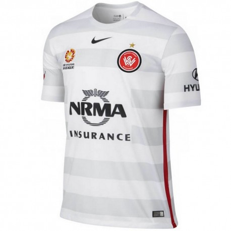 Western Sydney Wanderers FC Away Players football shirt 2016 - Nike