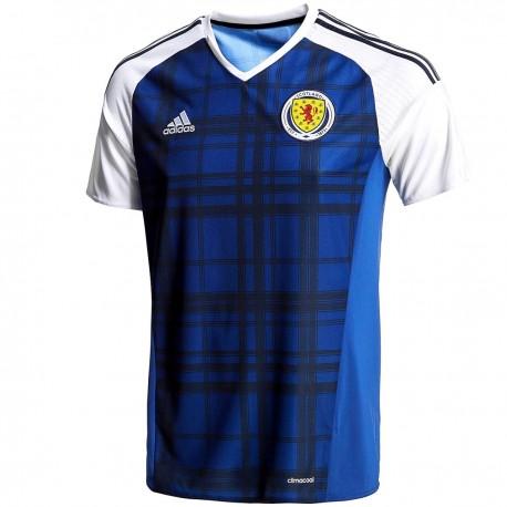Scotland Home football shirt 2016/17 - Adidas