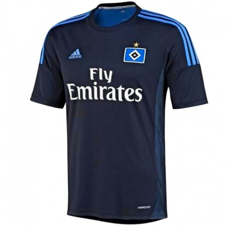 Maillot de foot Hamburger SV exterieur 2013/14 - Adidas