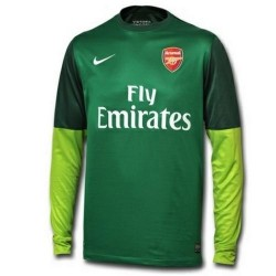 Arsenal FC Goalkeeper Jersey Home 2012/14-Nike