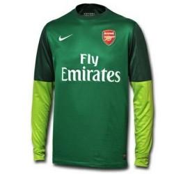 Maglia Portiere Arsenal FC Home 2012/14 - Nike