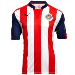 Camiseta de futbol Chivas de Guadalajara primera 2017 - Puma