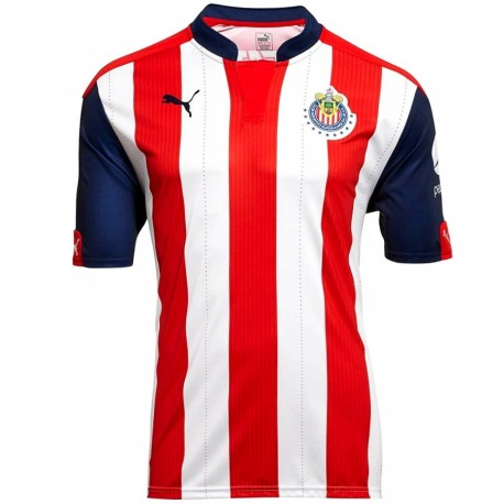 Chivas de Guadalajara Home football shirt 2017 - Puma