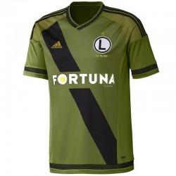Camiseta de futbol Legia Varsovia Centenario segunda 2016/17 - Adidas