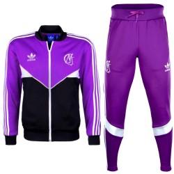 Real Madrid Adidas Originals training präsentationsanzug 2016/17 - Adidas