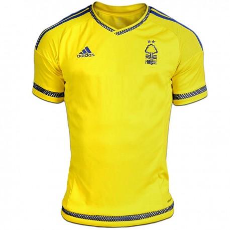 Nottingham Forest FC Away football shirt 2015/16 - Adidas