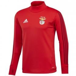 Sudadera tecnica de entreno Benfica 2017/18 - Adidas