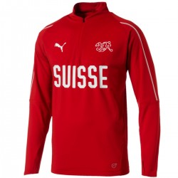 Switzerland technical training sweat top 2018/19 - Puma