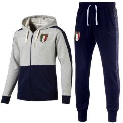 Italien-Nationalmannschaft Vintage Badge Präsentation trainingsanzug 2017/18 - Puma