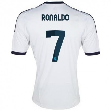 Real Madrid CF Home Jersey 2012/2013 (Cristiano) Ronaldo 7-Adidas