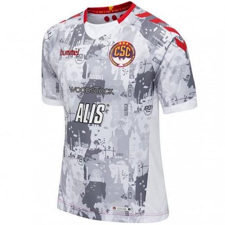 Christiania Sports Club Away football shirt 2018 - Hummel
