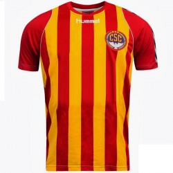 Camiseta de futbol Christiana Sports Club primera 2014 - Hummel