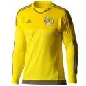 Scotland goalkeeper Away football shirt 2016/17 - Adidas