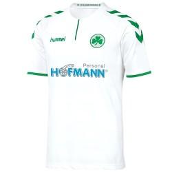 Maglia calcio Greuther Furth Home 2017/18 - Hummel