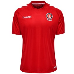 Camiseta Charlton Athletic local 2017/18 - Hummel