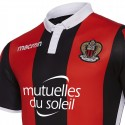 OGC Nice Home football shirt 2017/18 Balotelli 9 - Macron