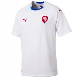 Camiseta de futbol seleccion Republica Checa segunda 2018/19 - Puma