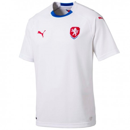 Czech Republic Away football shirt 2018/19 - Puma