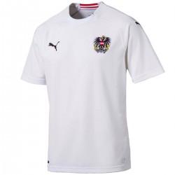 Camiseta de fútbol Austria Away 2018/19 - Puma