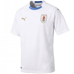 Camiseta futbol seleccion de Uruguay segunda 2018/19 - Puma