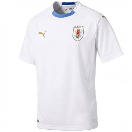 Uruguay football team Away shirt 2018/19 - Puma