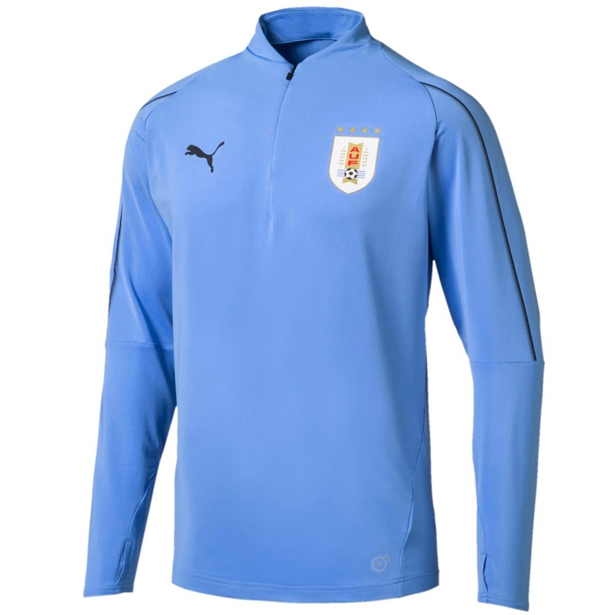 Uruguay technical training sweat top 2018/19 - Puma