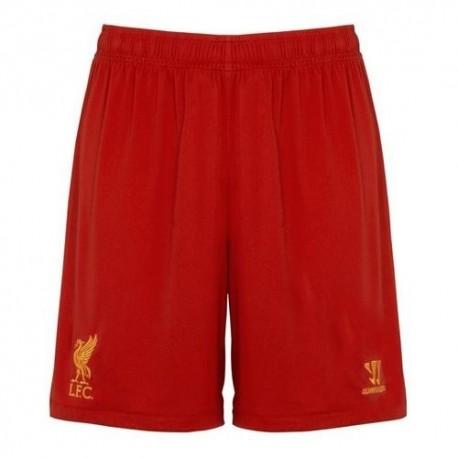 Liverpool Fc cortos pantalones cortos Casa 2012/13-Guerrero