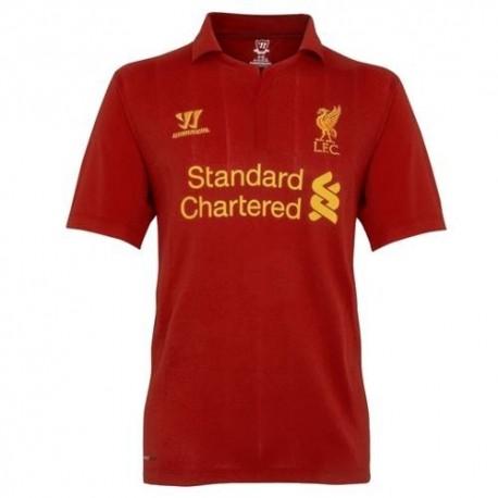Neue Liverpool Fc Fußball Trikot Home 2012/2013-Krieger