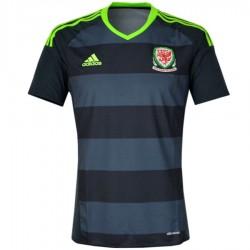 Wales Fußball Team Away Trikot 2016/17 - Adidas