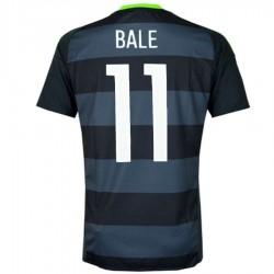 Camiseta de futbol seleccion Gales segunda 2016/17 Bale 11 - Adidas