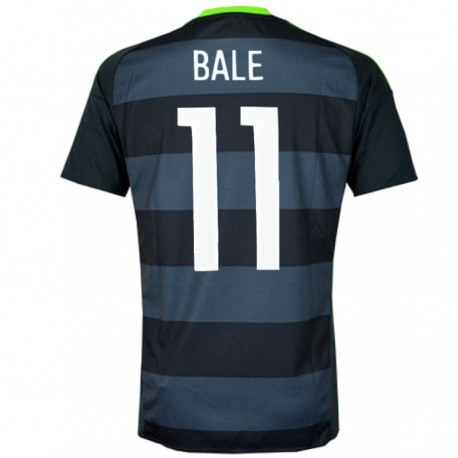 sale retailer 52f37 01066 Wales national football team Away shirt 2016/17 Bale 11 ...