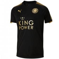 Camiseta Leicester City FC segunda 2017/18 - Puma