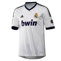 Camisa de Real Madrid CF Inicio Adidas 2012/2013