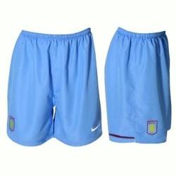 Pantaloncini shorts Aston Villa FC Away 11/12 Player Issue da gara - Nike
