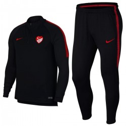 Turkey football team black tech training tracksuit 2018/19 - Nike