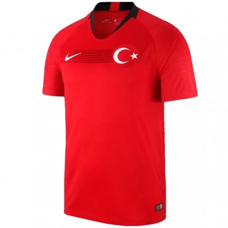 Turkey national team Home football shirt 2018/19 - Nike