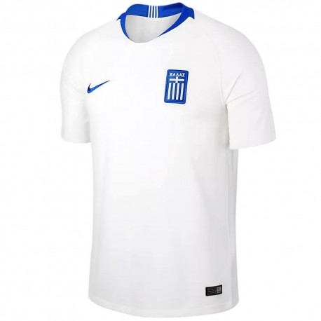 Greece national team Home football shirt 2018/19 - Nike