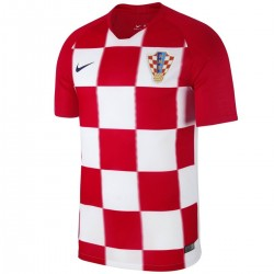 Maglia da calcio Nazionale Croazia Home 2018/19 - Nike