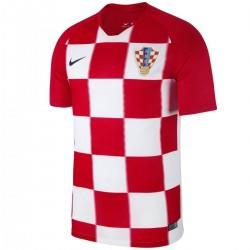 Maillot de foot Croatie domicile 2018/19 - Nike