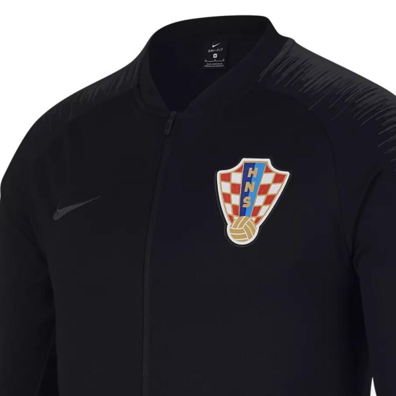 new arrival 555c7 2249b Kroatien Fussball pre-match präsentationsjacke 2018/19 ...